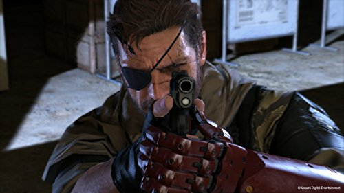 Metal Gear Solid 5: The Phantom Pain galerija