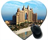 Top Rated Standard Uae Heart Shaped Mouse Pad