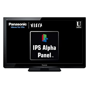Panasonic VIERA TC-L42U30 42-Inch LCD HDTV
