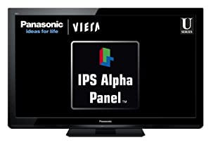 Panasonic VIERA TC-L42U30 42-Inch 1080p 120Hz LCD HDTV (2011 Model)