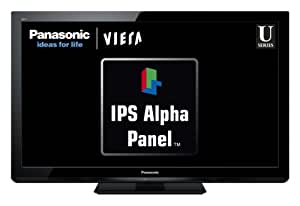 Panasonic VIERA TC-L42U30 42-Inch 1080p 120Hz LCD HDTV (2011 Model)
