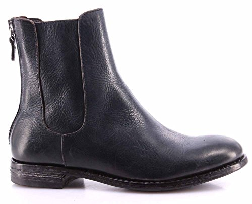 MOMA Scarpe Stivaletto Donna Ankle Boots 83506-4V Macao Oceano Vintage Italy New