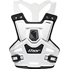 Thor Motocross Sentinel Pro Protector - Adult/White