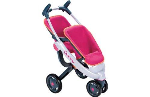 Smoby Maxi-Cosi Quinny Twin 3-Rad-Puppenwagen.
