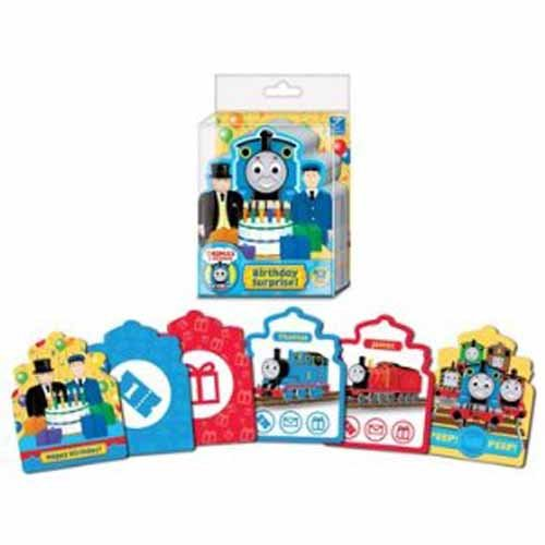 Thomas & Friends Birthday Surprise Card Game