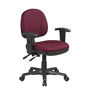 Office Star Sculptured Ergonomic Managers Chair Royal Office