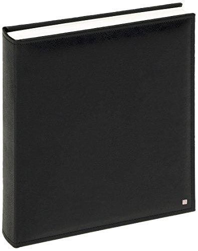 FA-284-B Fotoalbum Deluxe, 28 x 30,5 cm, 70 Seiten, schwarz