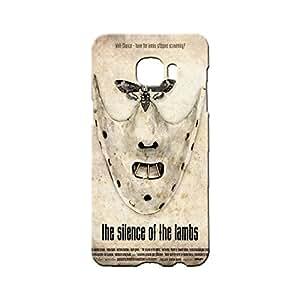 BLUEDIO Designer Printed Back case cover for Samsung Galaxy C5 - G10834