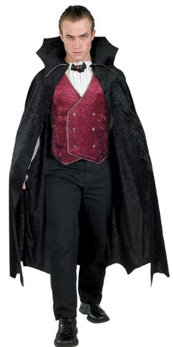 Adult Vampire Costume - Adult Std.
