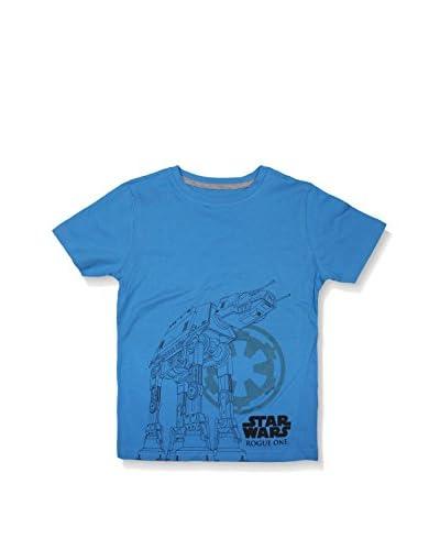 Star Wars Camiseta Manga Corta At-Act Imperial
