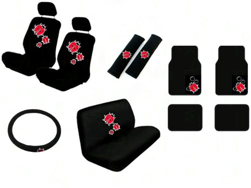 Ladybug Car Seat Cover Ladybug Car Ladybug Car Seat