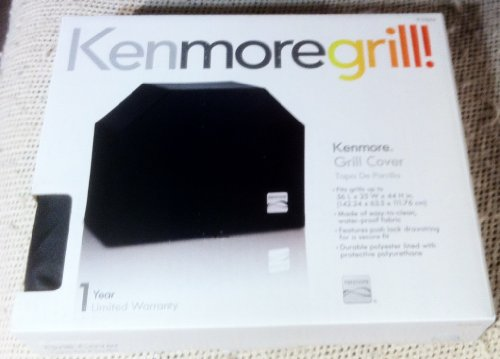 Kenmore Grill Cover 56x25x44 (Bbq Cover Kenmore compare prices)