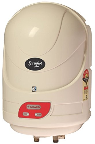 V-Guard Sprinhot Plus 15-Litre 2000-Watt Water Heater