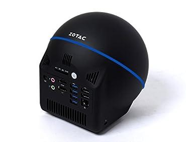 ZOTAC ZBOX OI520 球体型小型ベアボーン Intel Core i5搭載 PC900 ZBOX-OI520-J