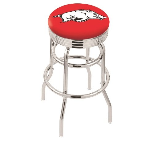 "NCAA Arkansas Razorbacks 30"" Bar Stool"