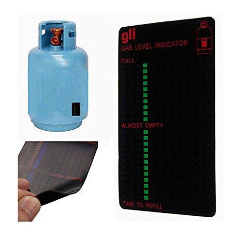 TXIN Propane Butane LPG Fuel Gas Tank Level Indicator Magnetic Gauge Caravan Bottles (Tank Measuring Stick compare prices)