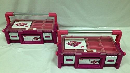 Keter Set of 2 Pink 18