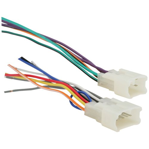 Metra 70-1761 Radio Wiring Harness For Toyota 87-Up Power 4 Speaker (1990 Toyota Tacoma Accessories compare prices)