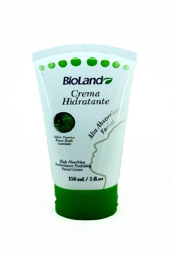 Facial Moisturizer Of High Absorption 150Ml./ Crema Facial Hidratante Aloe Vera 150Ml