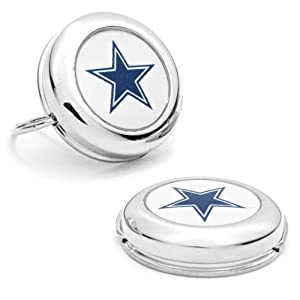 Nfl Dallas Cowboys Button Covers by NFL
