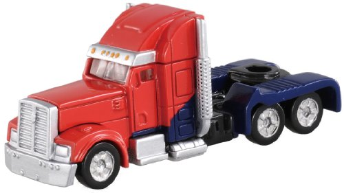 Die-Cast Vehicle - Optimus Prime - 1