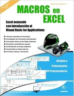 Macros en Excel: 9781435748903: Amazon.com: Books