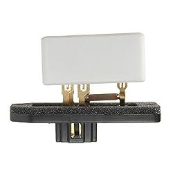 LussoLiv A/C Heater Fan HVAC Blower Motor Resistor Regulator for Dodge Jeep 4720278