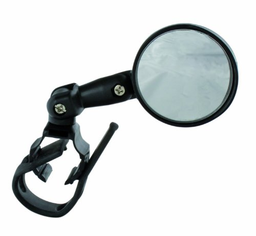M-Wave Spion Bicycle Mirror (Black, 46mm)