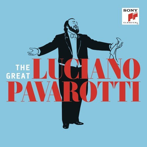 Audio CD : The Great Luciano Pavarotti [+Peso($32.00 c/100gr)] (US.ME.12.51-3.99-B072BZP1B5.2991137)