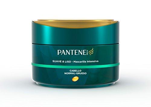 PANTENE - SUAVE Y LISO mascarilla 200 ml-unisex