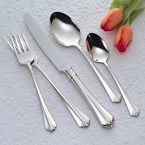 Oneida Juilliard 48 Piece Service For 8 Plus 8 Iced Tea Spoons