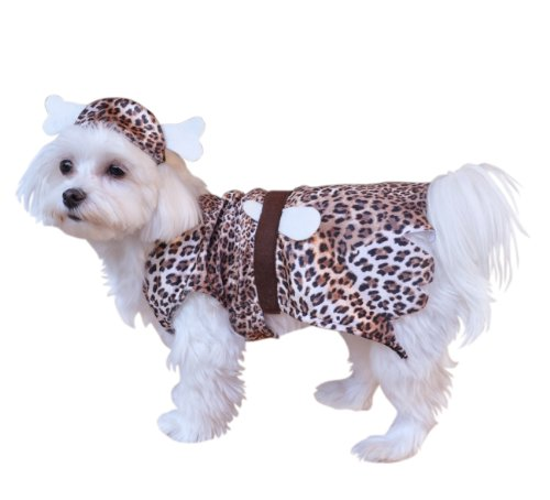 Anit Accessories Cavedog Dog Costume, 8-Inch