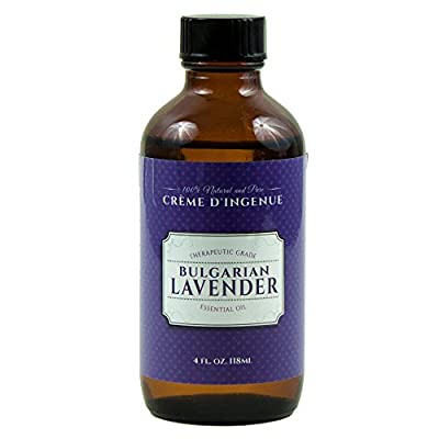 #1 Rated Lavender Essential Oil 4 Oz- 100% Natural & Pure Organic With High Quality Therapeutic Grade Healing Oil Perfect For Body & Mind