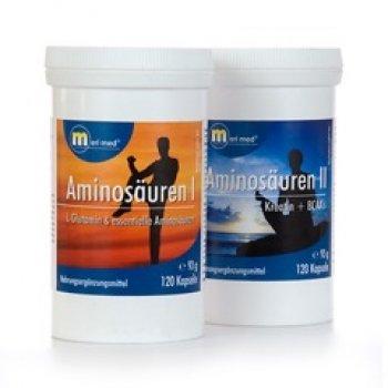 Aminosäuren 2 mit Kreatin, Darreichungsform: Kapseln 120 Stk