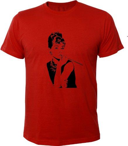 Mister Merchandise - Top - Maniche corte  - Uomo rosso X-Large