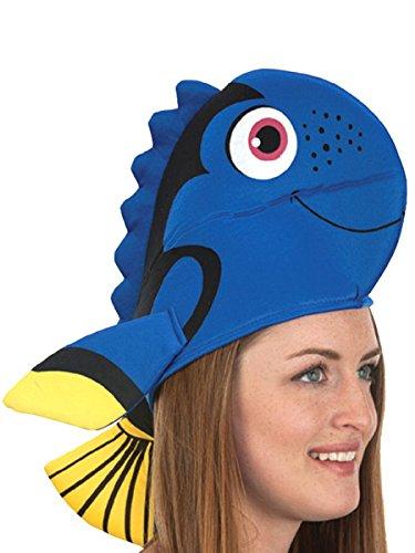 Blue Fish Hat