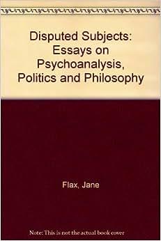 Essays on politics