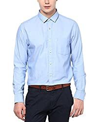 Byford by Pantaloons Casual Shirt_Sky Blue_42