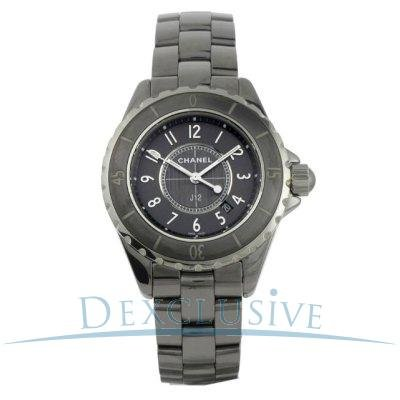 Chanel Women's H2978 Analog Display Quartz Grey Watch