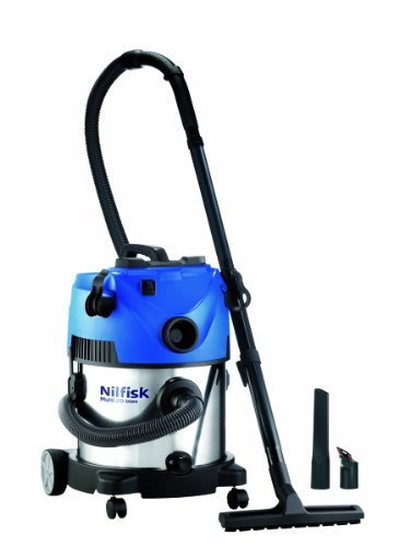 Nilfisk-Alto Multi 20 Inox - vacuum cleaner - canister by Nilfisk-Advance GmbH (Nilfisk Multi 20 compare prices)