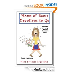 Moms of Teens Devotions to Go