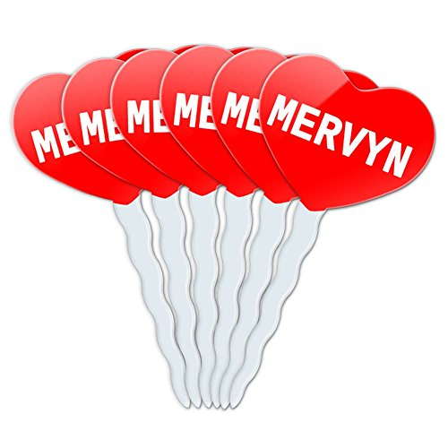 red-heart-love-set-of-6-cupcake-picks-toppers-decoration-names-male-mas-mi-mervyn