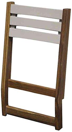 Siena Mybalconia 989882 Modular Rückenlehne Gestell Akazie FSC® 100% geölt Flächen Akazie FSC® 100% taupe lackiert günstig online kaufen