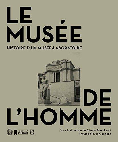 Une histoire du musée de l'homme