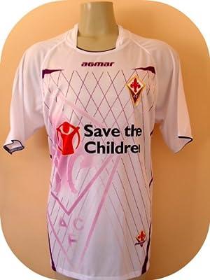 ACF Fiorentina FC Soccer Jersey Football Shirt SIZE LARGE