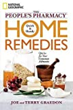 img - for Joe Graedon: The People's Pharmacy Quick & Handy Home Remedies : Q&As for Your Common Ailments (Paperback); 2011 Edition book / textbook / text book