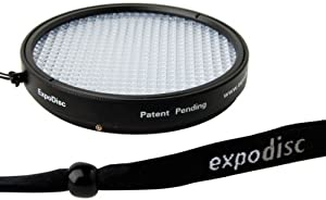 ExpoDisc 52mm Neutral White Balance Filter EXPOD52