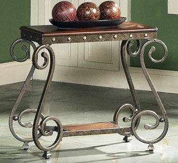 Cheap Ellery Chairside End Table (EL400EC)