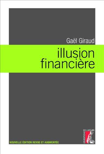 Couverture du livre Illusion financière