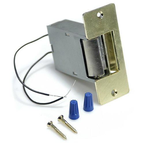 Mortise Type Door Opener Electric Door Strike